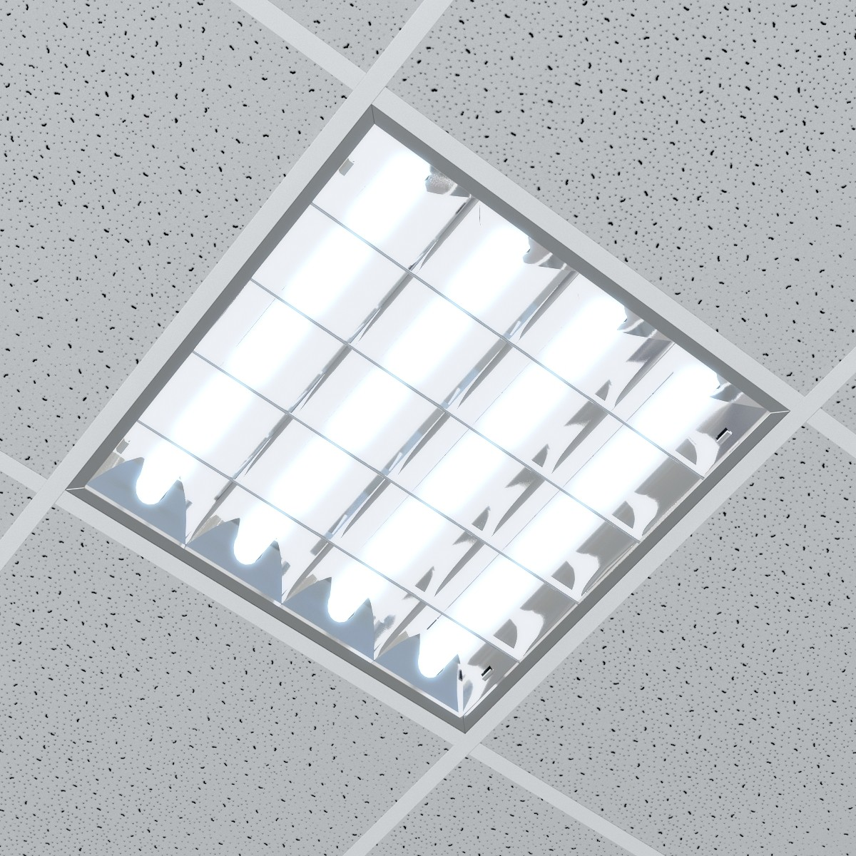 LED Office Ceiling Lights - A Great Fit for Any Office | Warisan ...