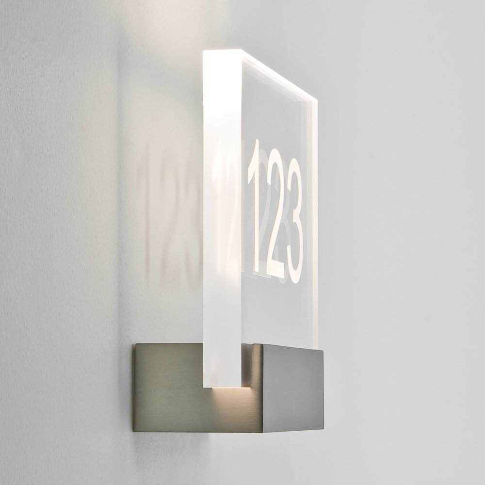 Typo Led Wall Light: Elevate Every Room And Decorate Your