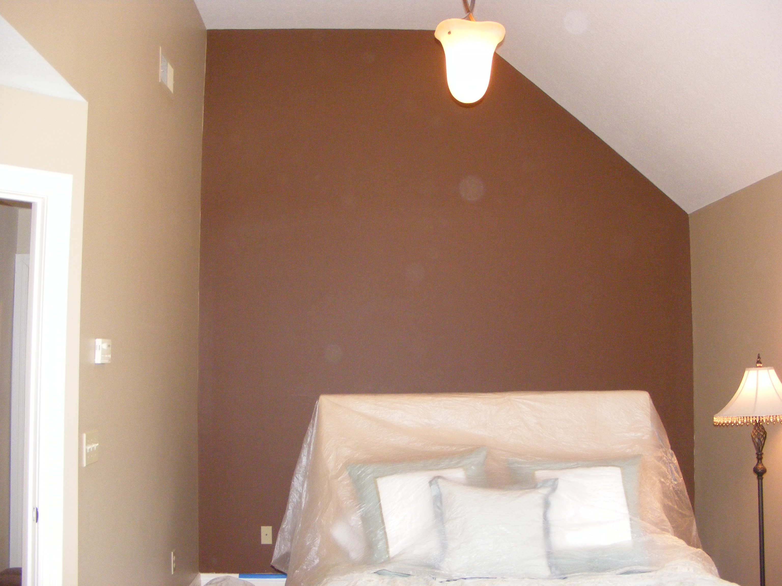 TOP Light Brown Wall Colors Warisan Lighting - Light brown paint color bedroom
