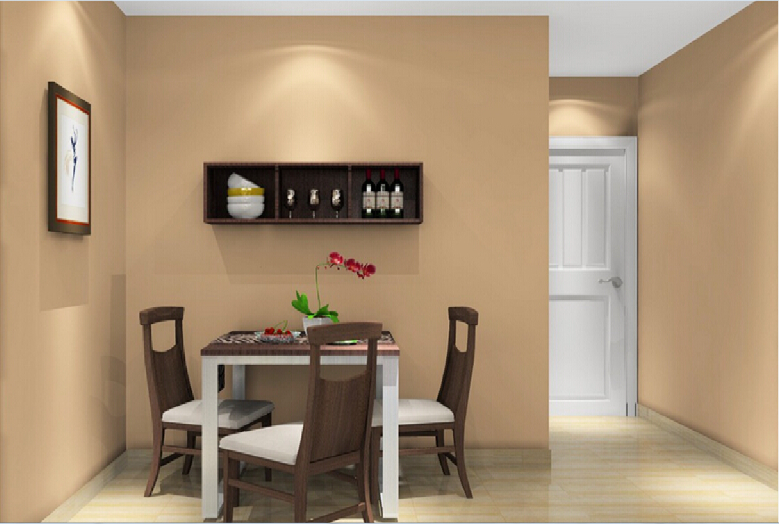 light brown interior paint colors