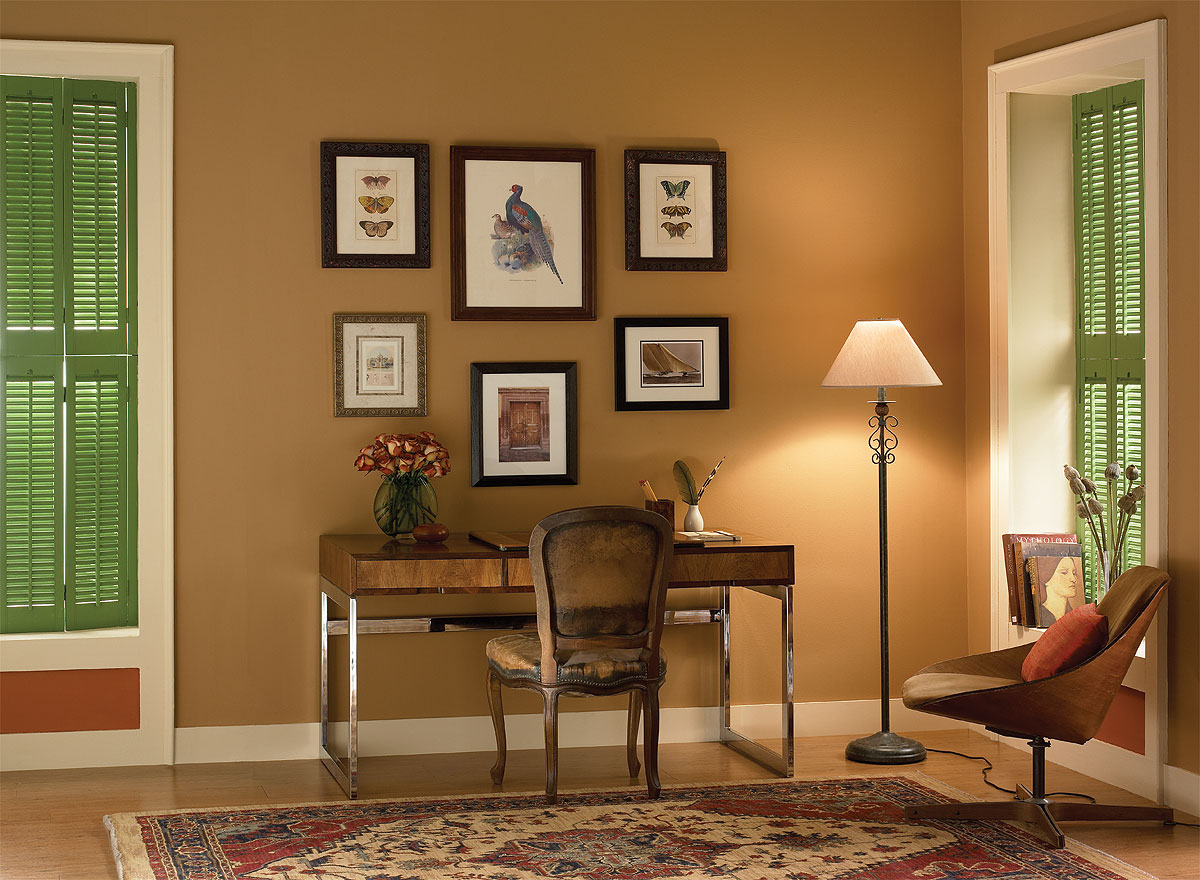 Top 10 light brown wall colors warisan lighting for Brown colors for walls