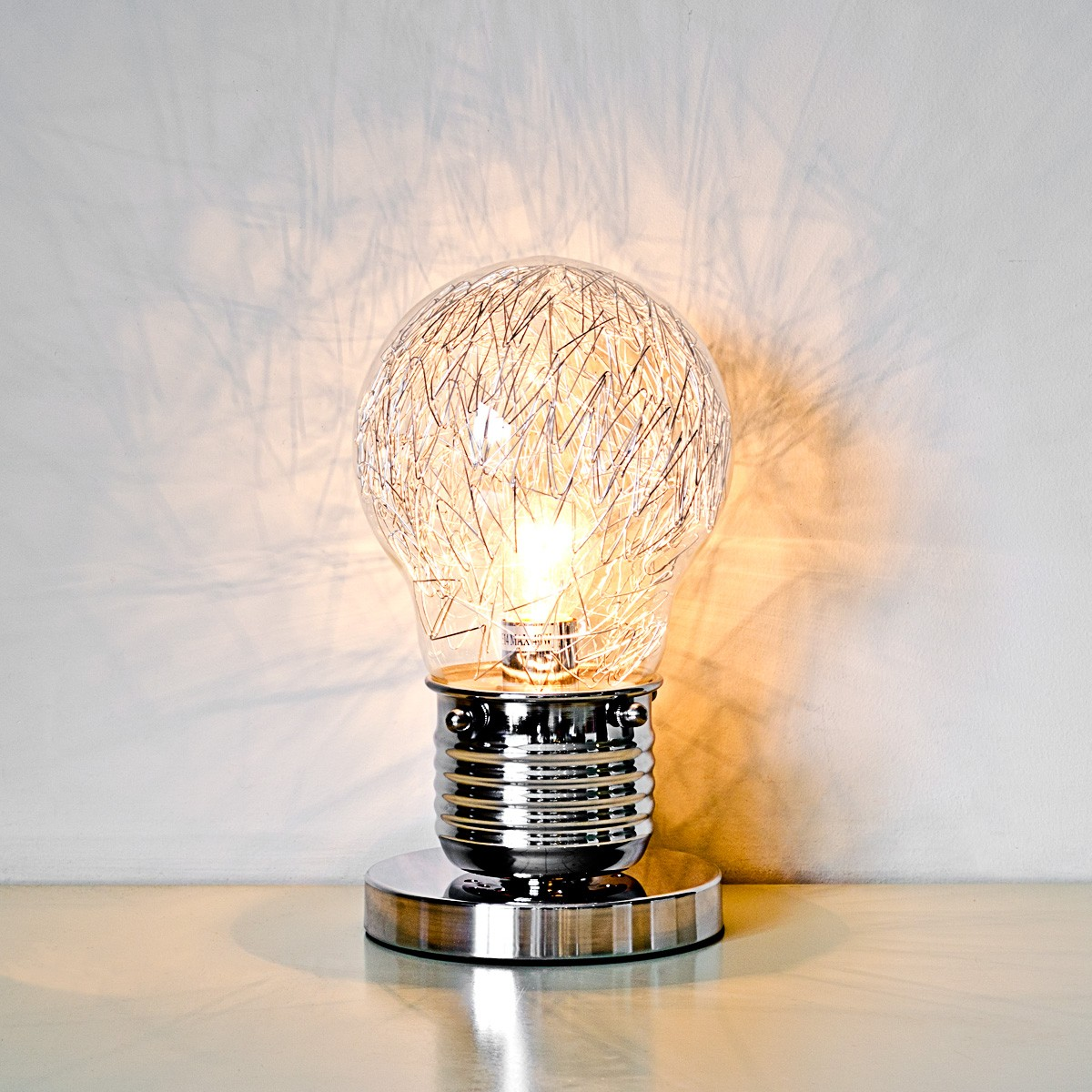 10 Adventiges Of Light Bulb Table Lamp