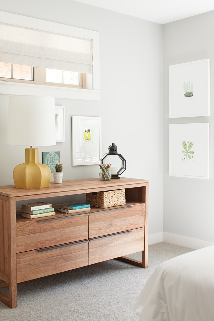 Light gray walls lighting for every room in your home for Light grey bedroom