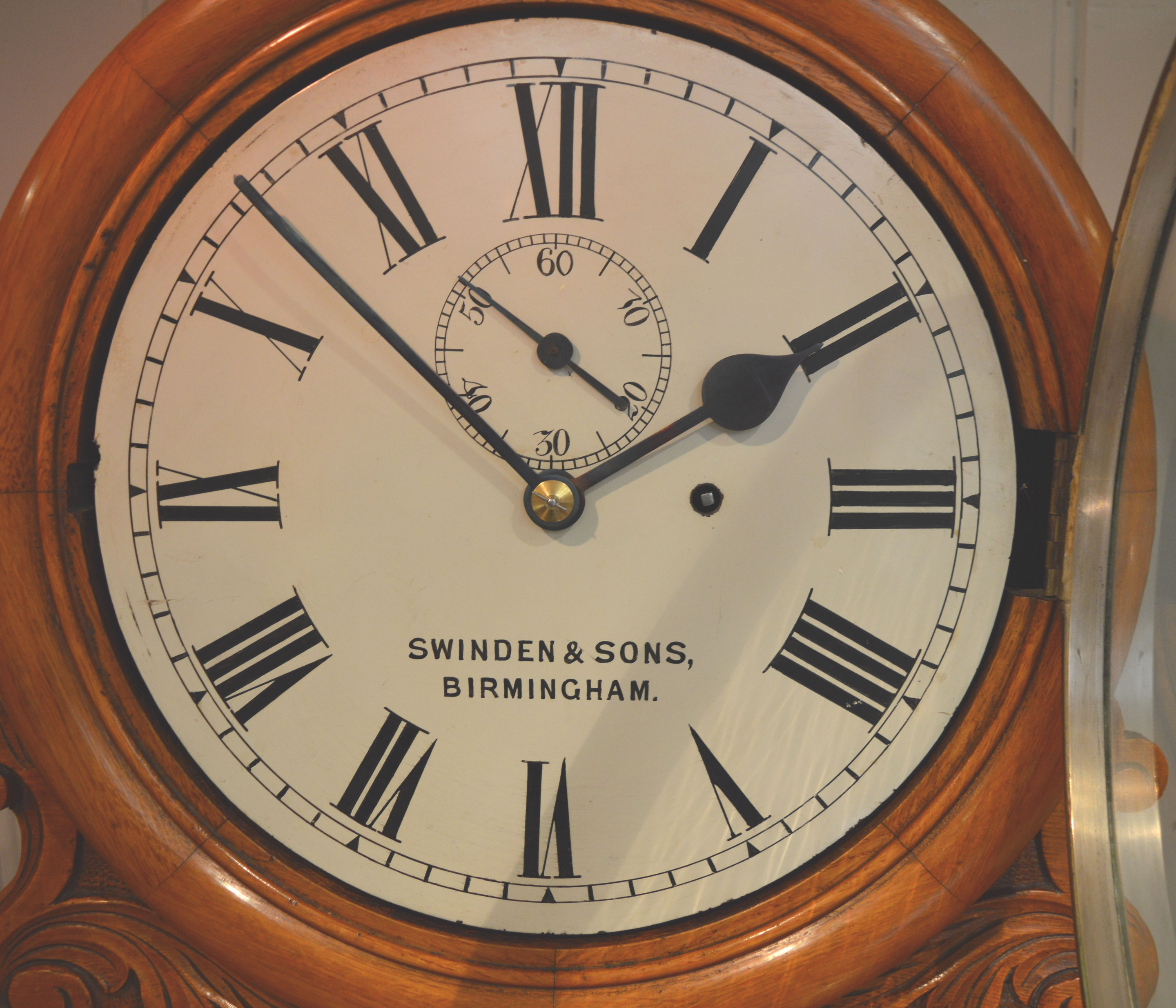 Light oak wall clocks giving your home the perfect rustic charm there are a variety of light oak wall clocks some with chimes and pendulums light oak wood is very appealing in terms of aesthetics attributed to its aloadofball Choice Image