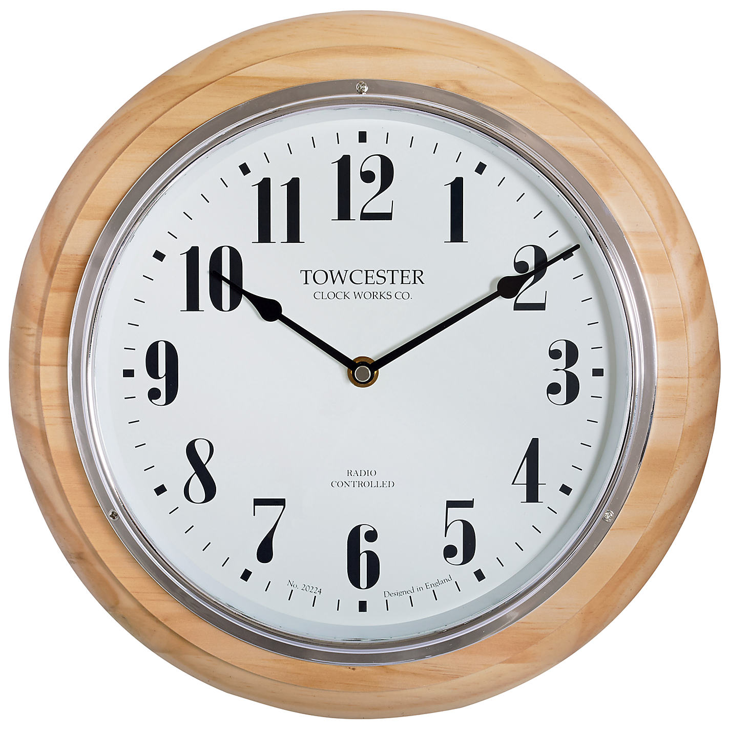 Light oak wall clocks giving your home the perfect rustic charm light oak wall clocks giving your home the perfect rustic charm warisan lighting aloadofball Choice Image
