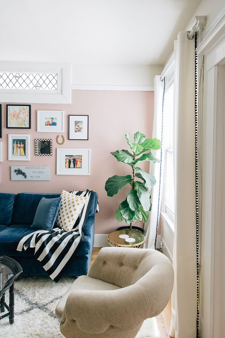 Light pink walls Can Make All The Difference In Your Home ...
