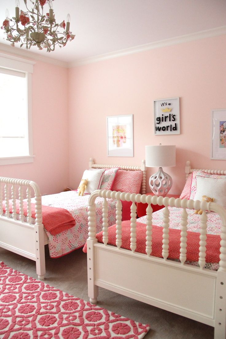 simple pink bedroom light pink walls can make all the difference in your home 13160