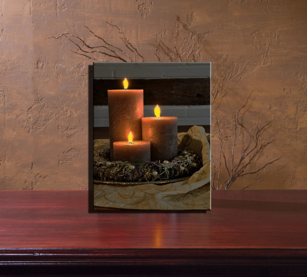Where To Use Light Up Canvas Wall Art Warisan Lighting