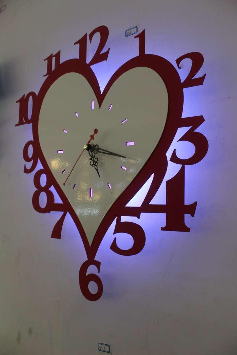 10 adventages of light up wall clocks warisan lighting where to place placing light up wall clocks aloadofball Images