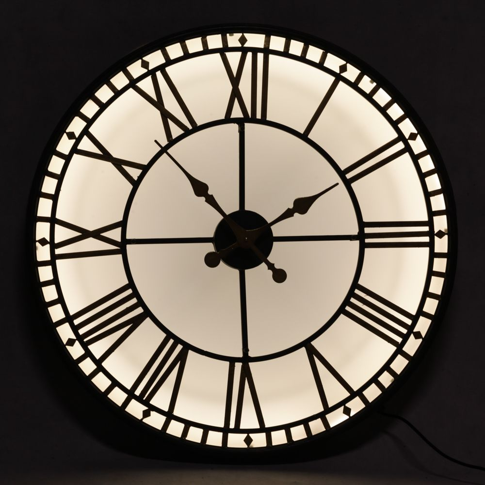 10 Adventages Of Light Up Wall Clocks
