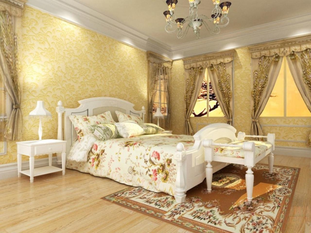 Design Yellow Bedroom Walls light yellow bedroom walls magic colors of your bedroom