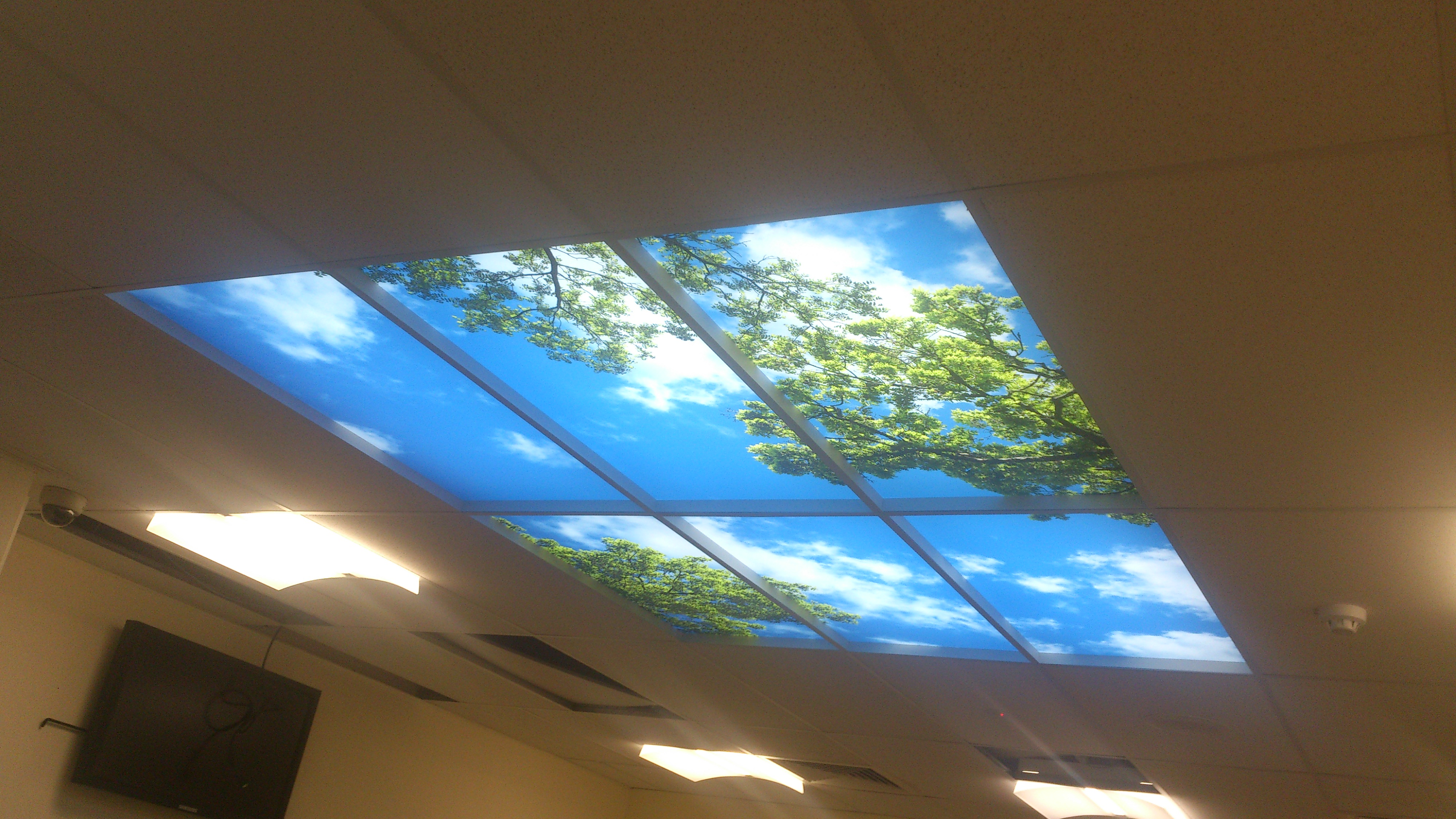 Lighted Ceiling Panels Cost Effective Way Of Customizing Your Interior Warisan Lighting
