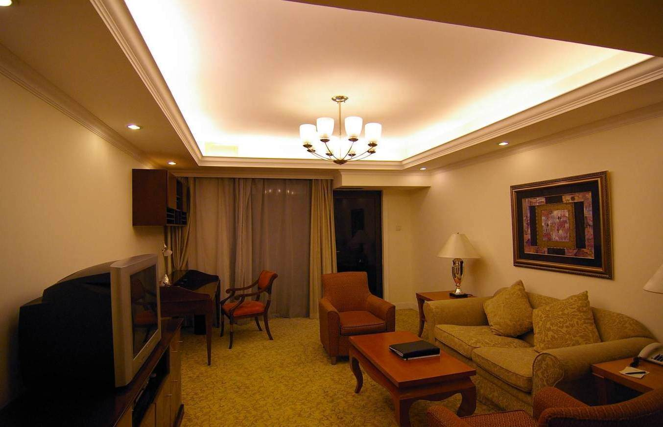 Sprucing Up Your LIving Room - Living Room Ceiling Light Shades - Gaining Popularity Due To How