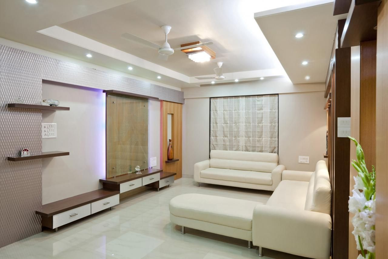 10 reasons to install living room led ceiling lights for Living room overhead lighting