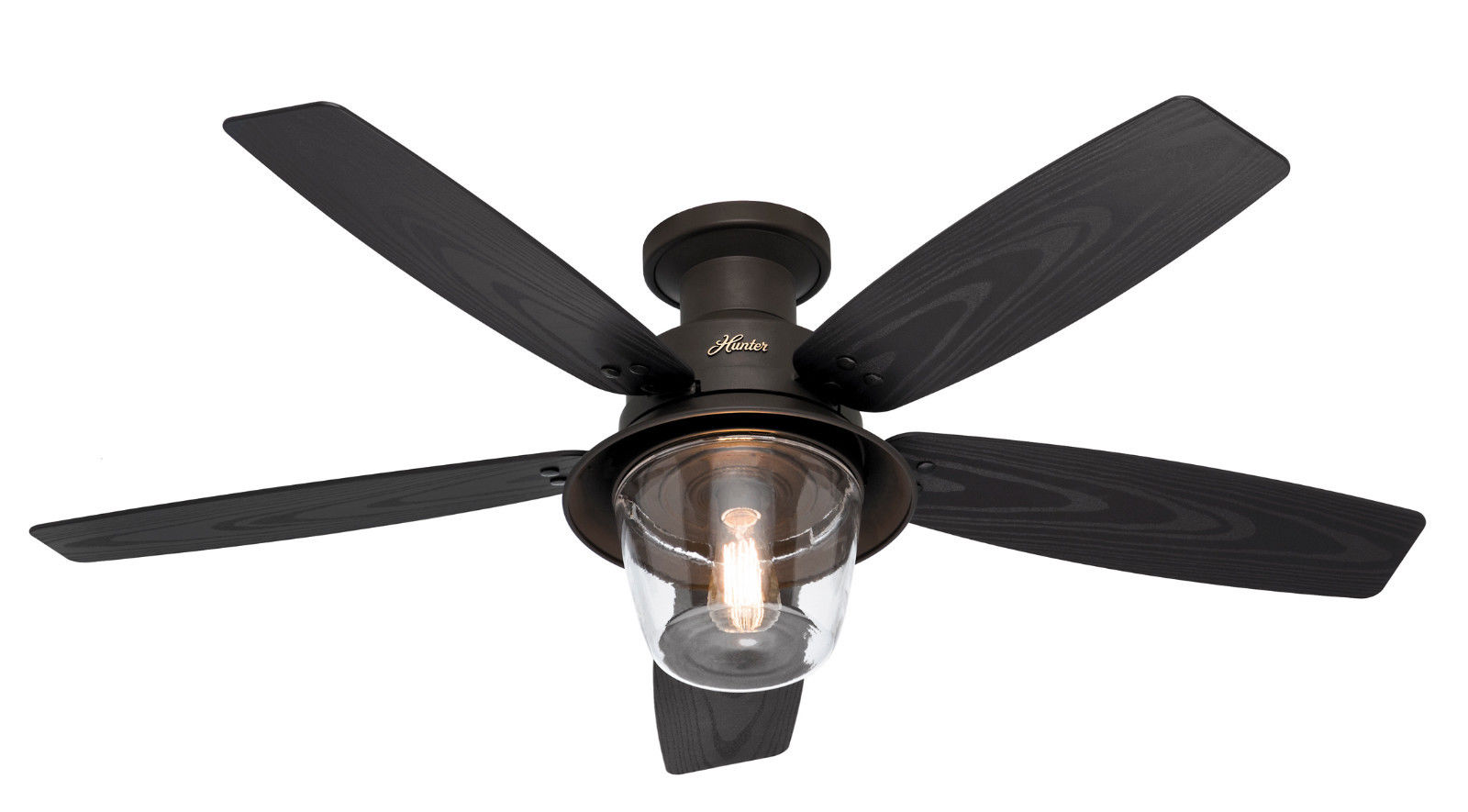 Ceiling Fans With Lights : Reasons to install low profile ceiling fan light kit