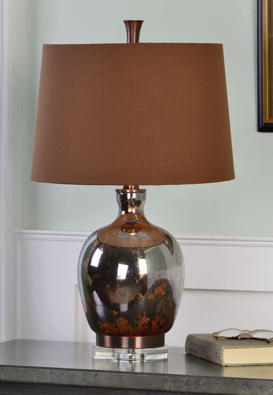 Flame Floor Lamp