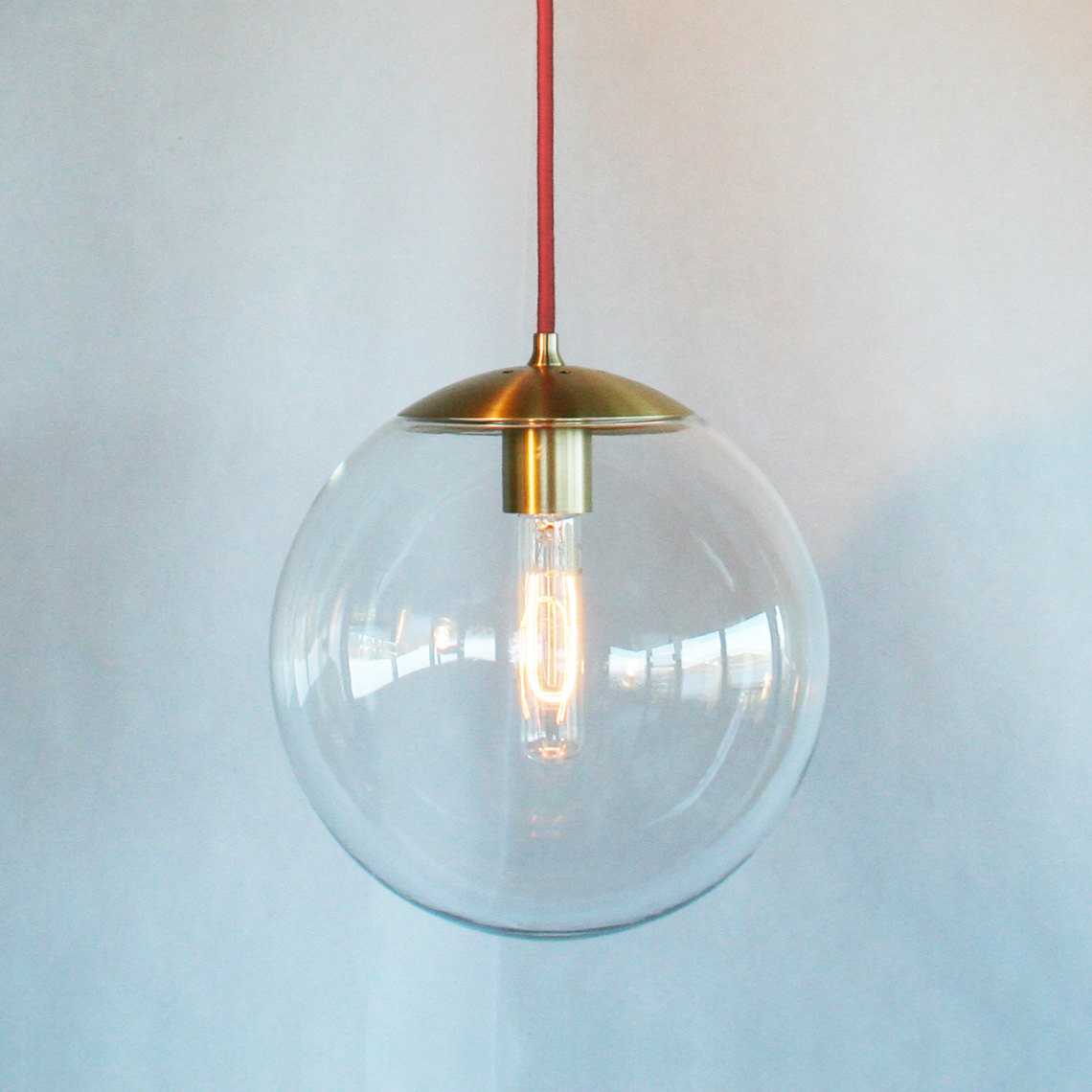 Mid century modern ceiling lights - 10 universal options of design ...
