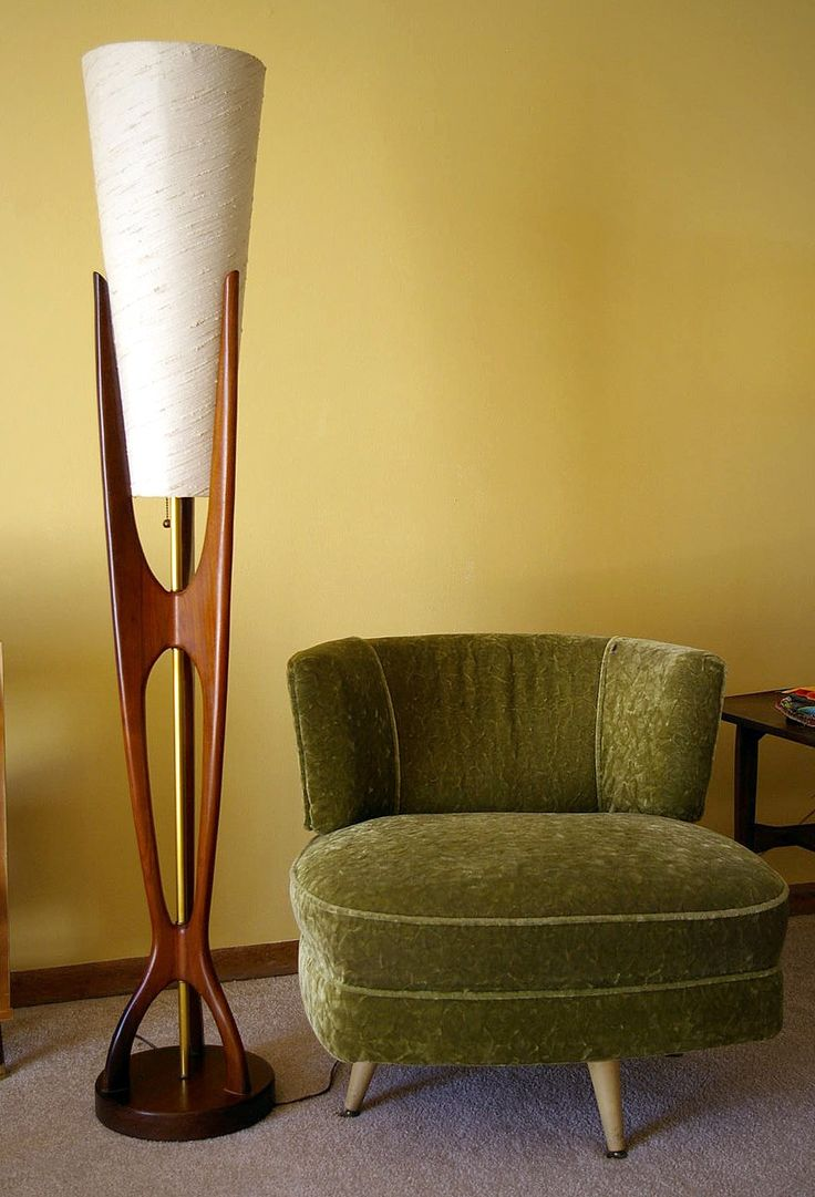 Decorating Your Home With Mid Century Modern Floor Lamps
