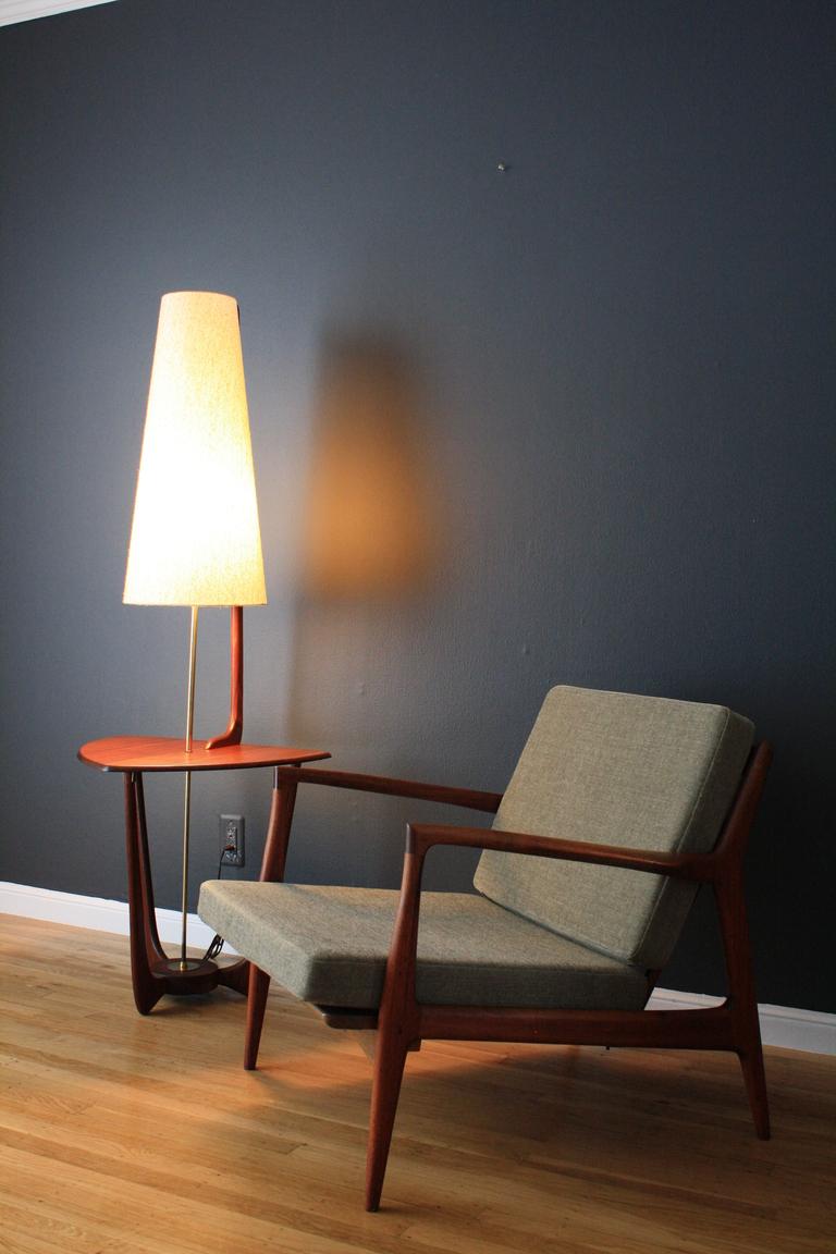 mid century modern lamps
