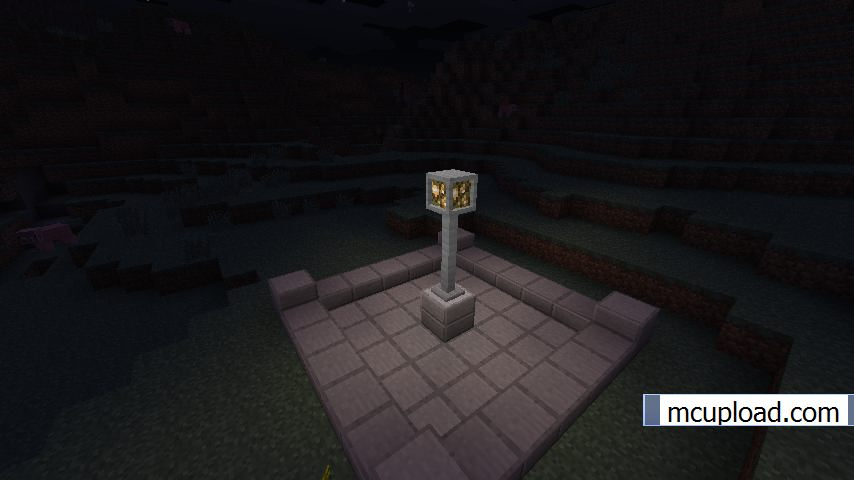 Minecraft Lamps Warisan Lighting