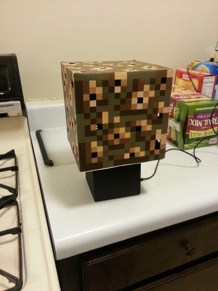 Lava Lamp Minecraft Minecraft Build Contest Lava Lamp