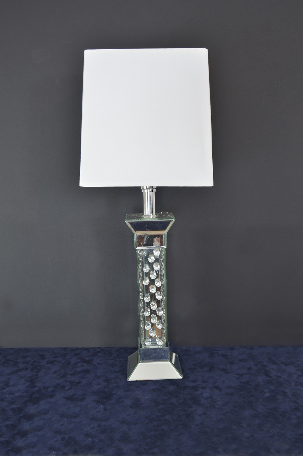 mirror lamp. history of mirrored table lamps mirror lamp