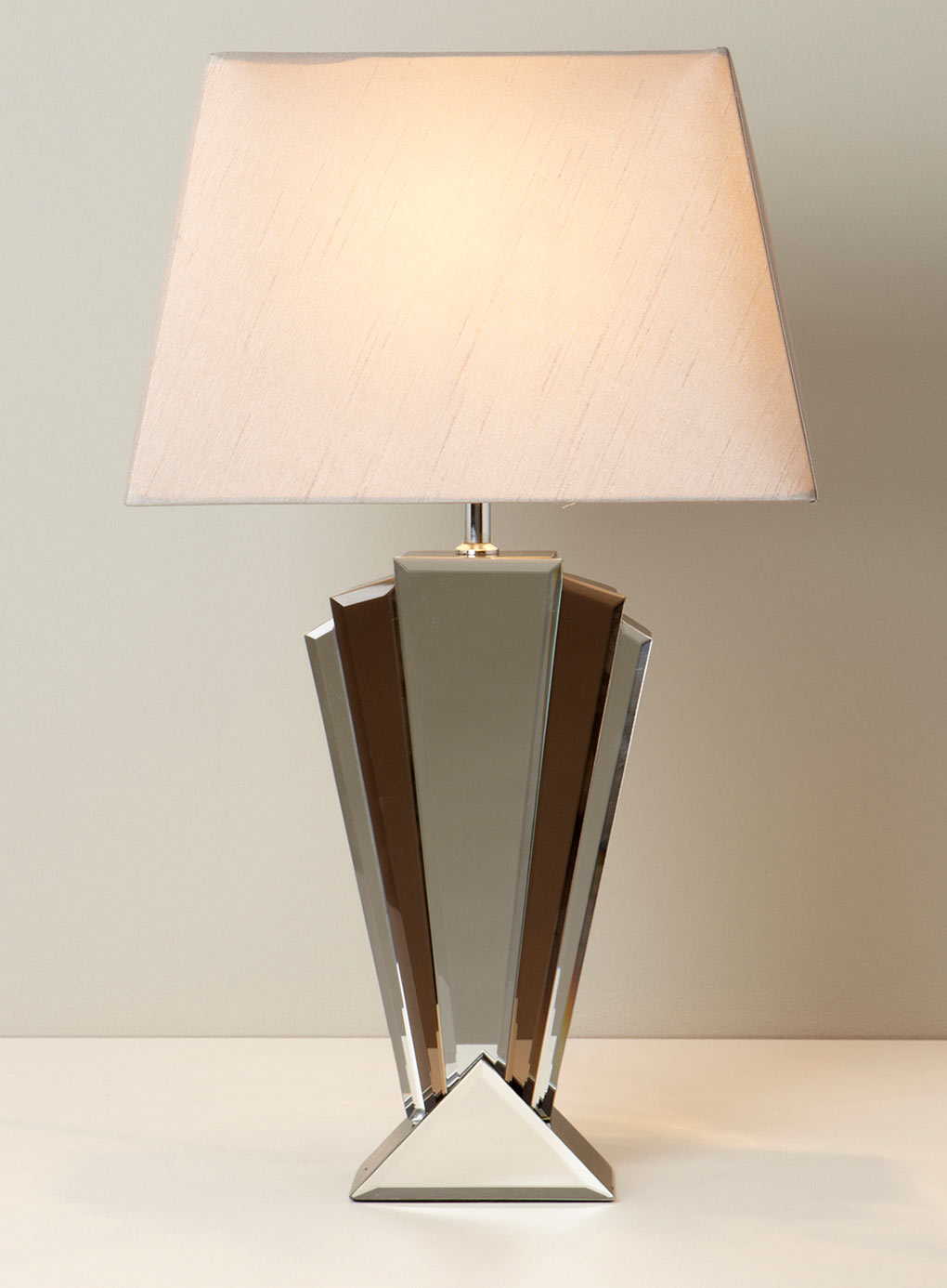 The Routes To Mirrored Table Lamps Warisan Lighting