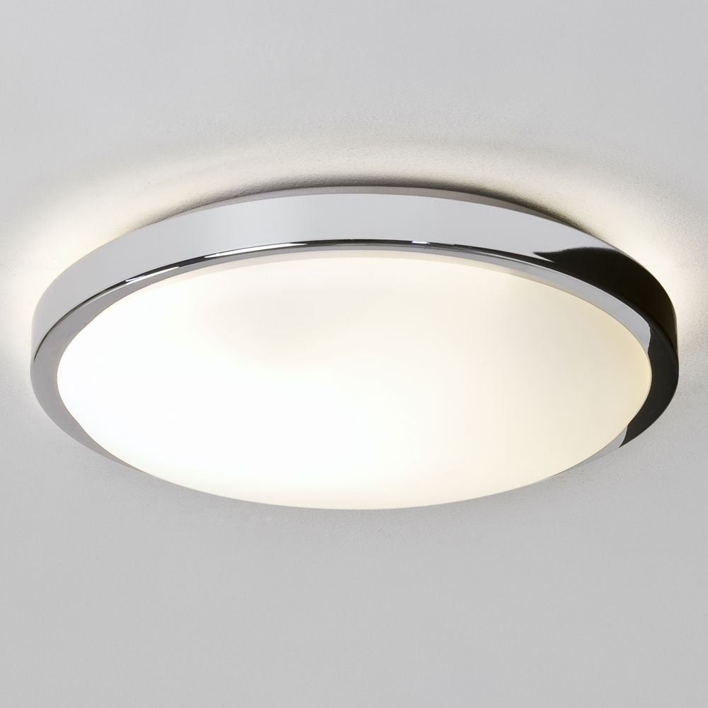 Light up your home with modern bathroom ceiling lights for Bathroom ceiling lights
