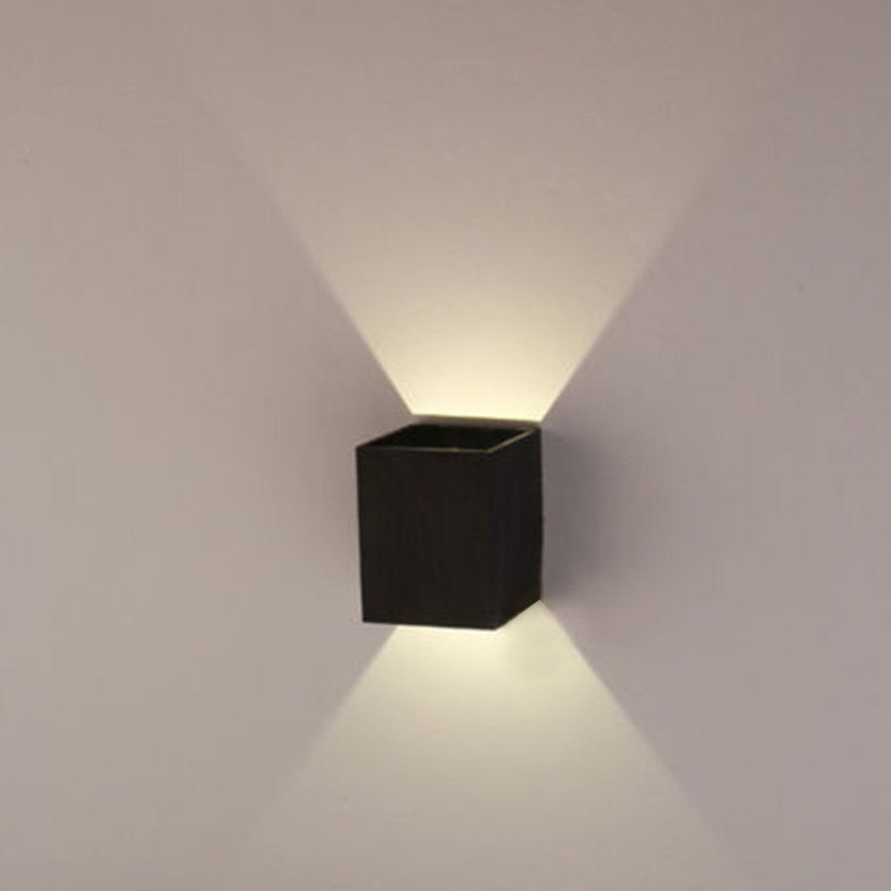 How To Fit Led Wall Lights : Where to install Modern led wall lights Warisan Lighting