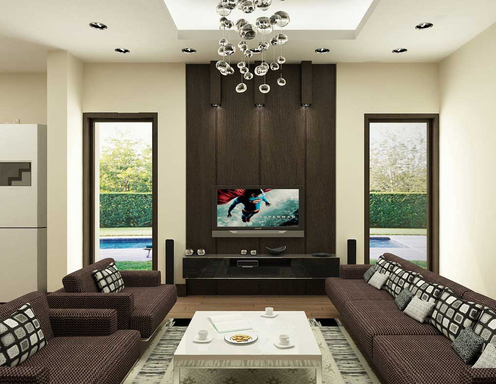 10 Things You Must Consider Choosing Your Modern Lounge Ceiling
