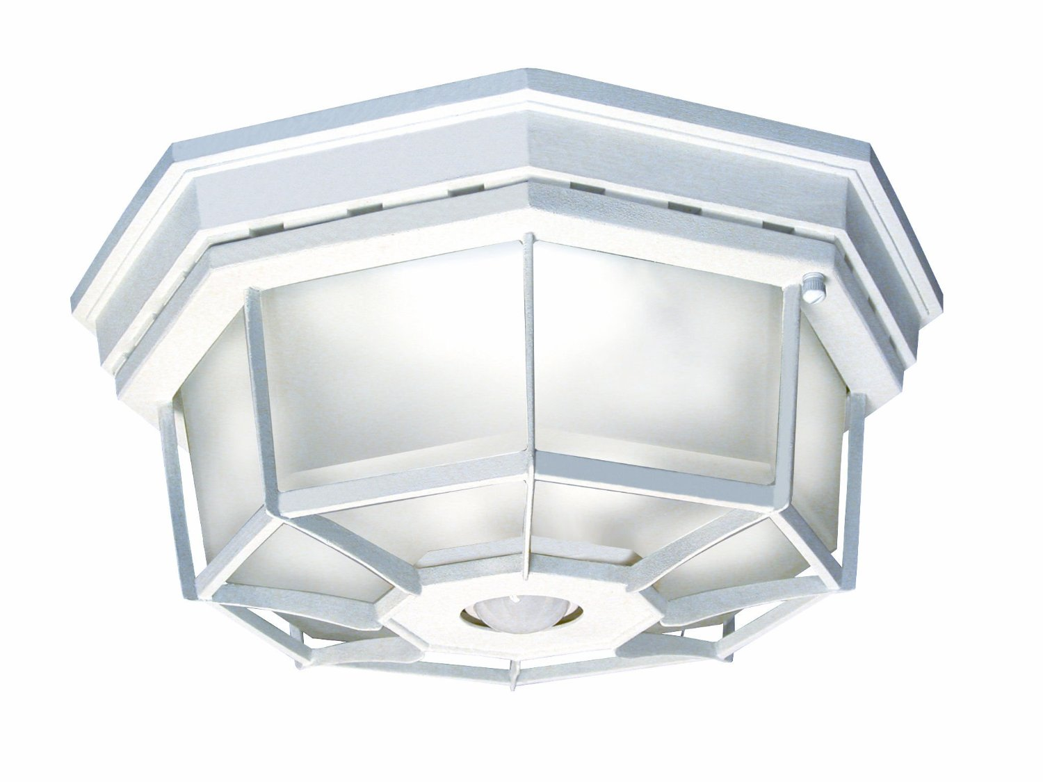 Led Outdoor Ceiling Light Fixtures Part - 16: Making Use Of Motion Activated Ceiling Light