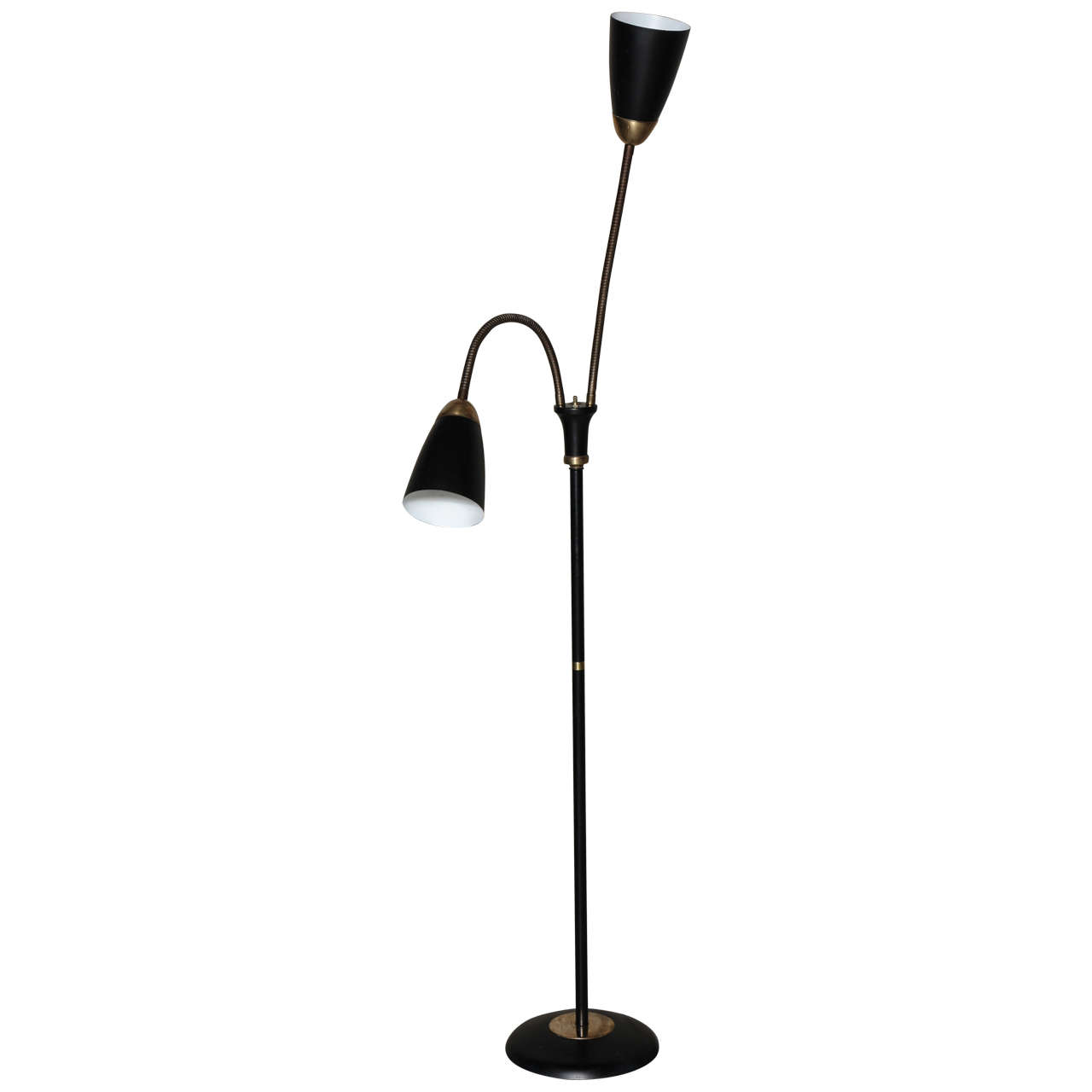 When selecting a floor lamp with multiple lights you first have to random light led floor lamp decorate home with multi head floor lamp to add a glimpse aloadofball Gallery