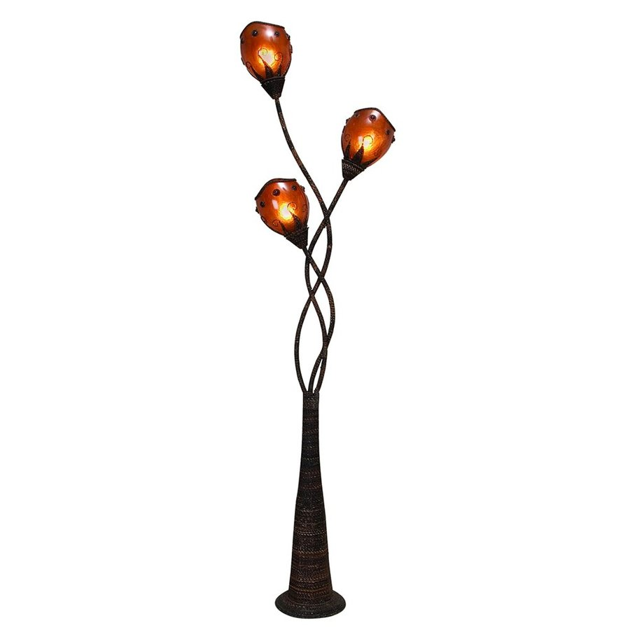Decorate Home With Multi Head Floor Lamp To Add A Glimpse Of