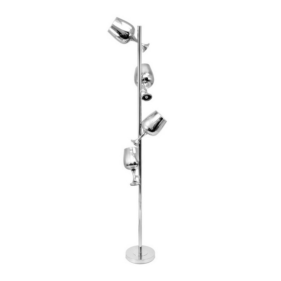 Decorate Home With Multi Head Floor Lamp To Add A Glimpse Of Colorful Shine