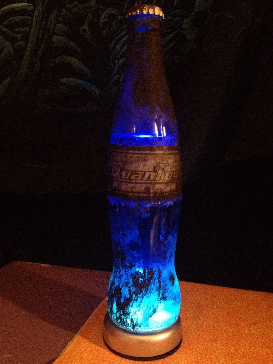 ... Fabulous Nuka Cola Quantum Lamp Which May Be Used For Home Decor Or At  The Business Premises. Nuka Cola Quantum Lamp Is The Quality Lamp You  Deserve.