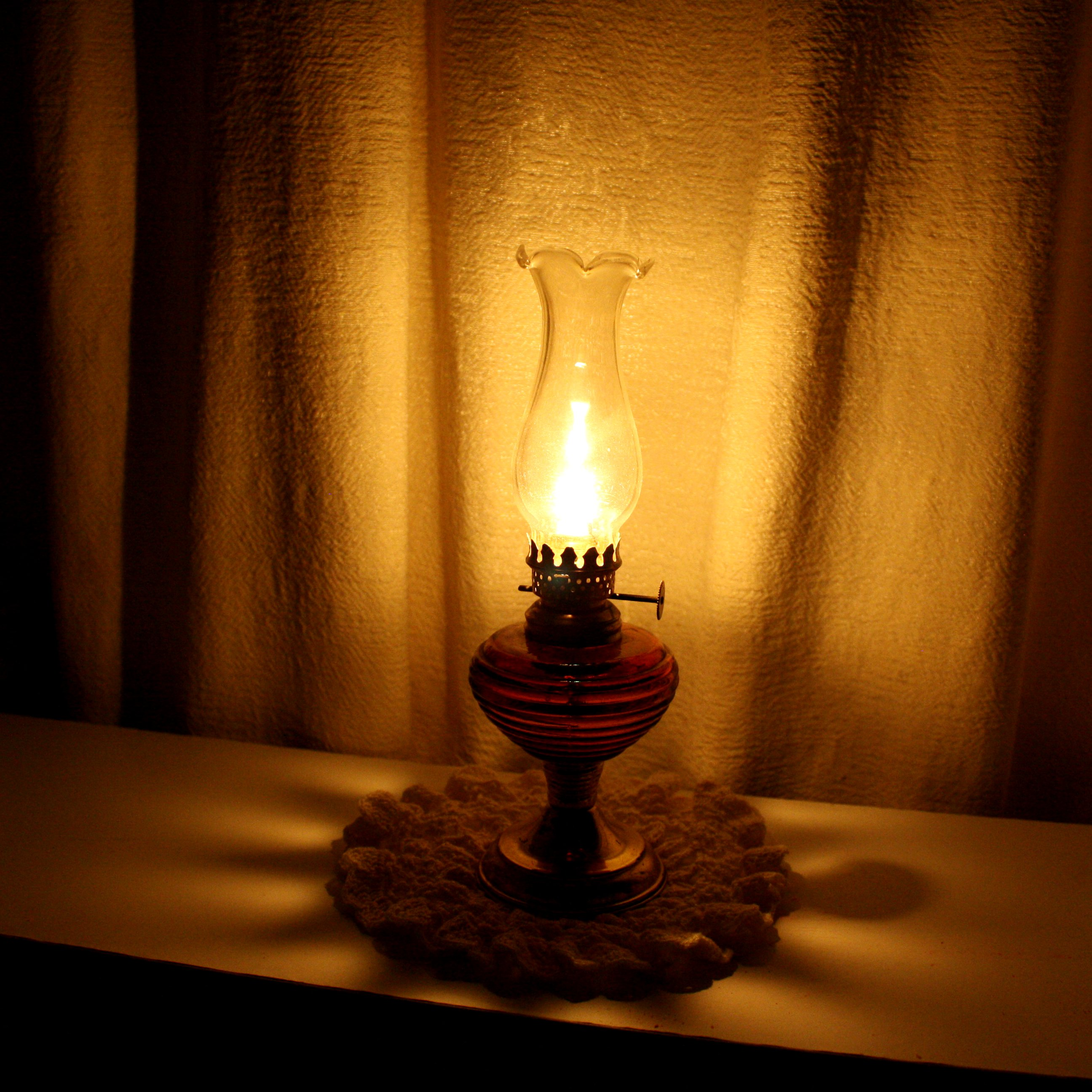 A guide on how to make Oil burning lamps | Warisan Lighting