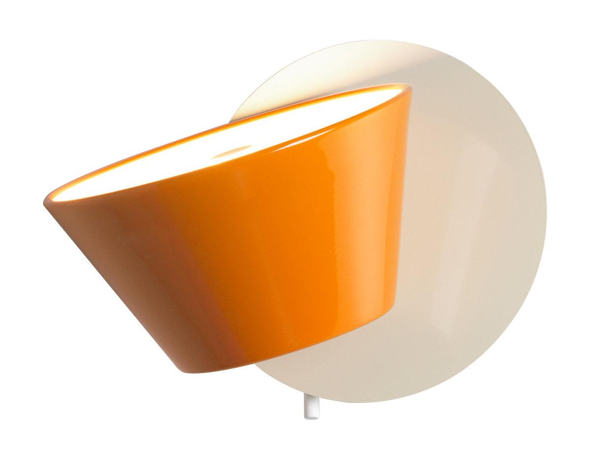Making good use of orange wall lights warisan lighting benefits aloadofball Choice Image