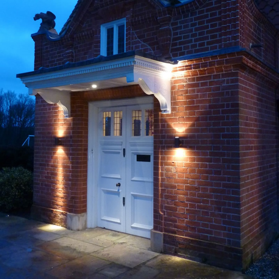 10 Advantages of outdoor brick wall lights | Warisan Lighting on Outdoor Wall Sconce Lighting id=91464