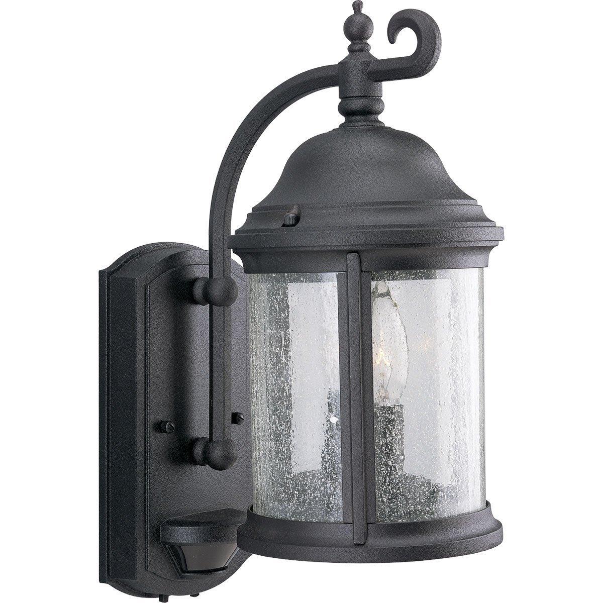 Outdoor motion sensor wall lights - light in just a swipe | Warisan ...