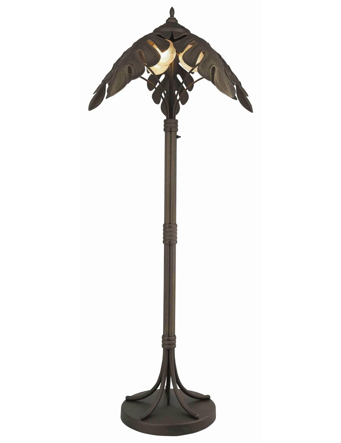 Outdoor Palm Tree Lamp Magnificent Silhouette In Your