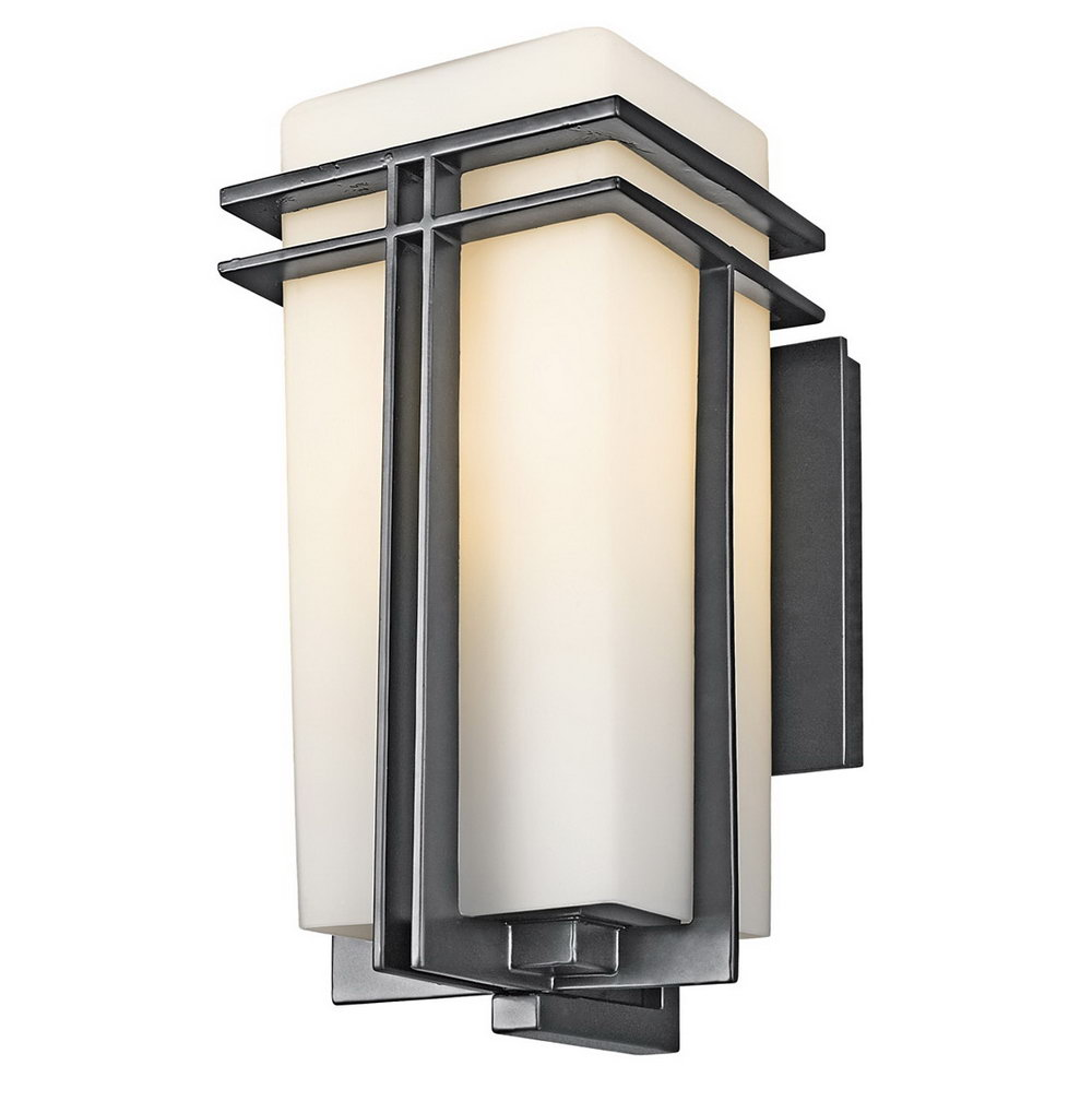 Classy and inviting urbane outdoor patio wall lights types for Outdoor porch light fixtures