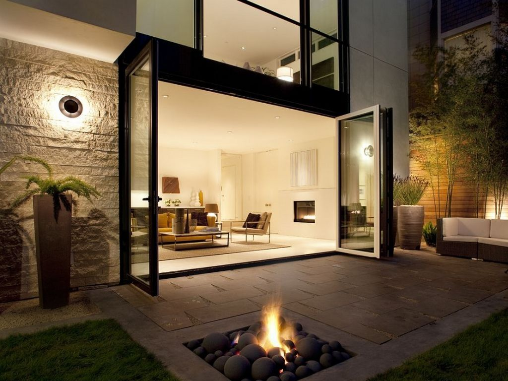 Classy Of Light Fixture Ideas highlight a focal point Classy And Inviting Urbane Outdoor Patio Wall Lights Types And Ideas