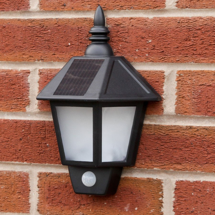 Outdoor Lights On Patio: Outdoor Solar Wall Lights To Lit Up Your Garden , Patio Or