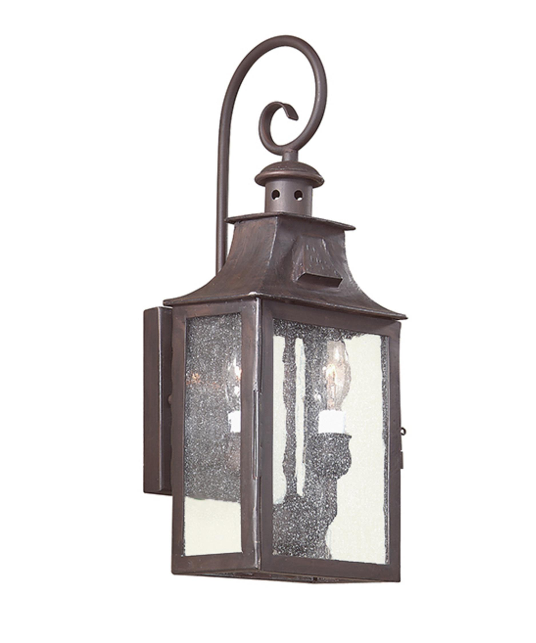Outdoor Wall Lantern Lights - Adding a Dramatic and Elegant ...