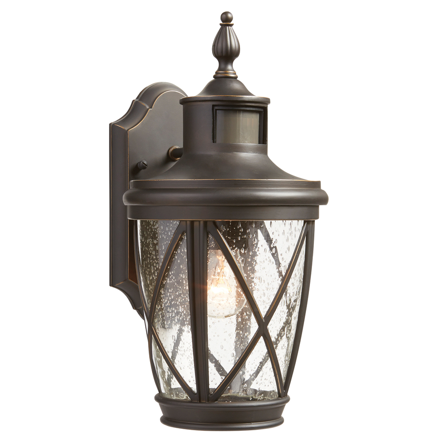 Complete your landscape with unique outdoor wall light for Yard lighting fixtures