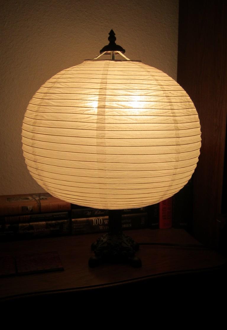 Paper Lamps The Perfect Home Mood Creator Warisan Lighting