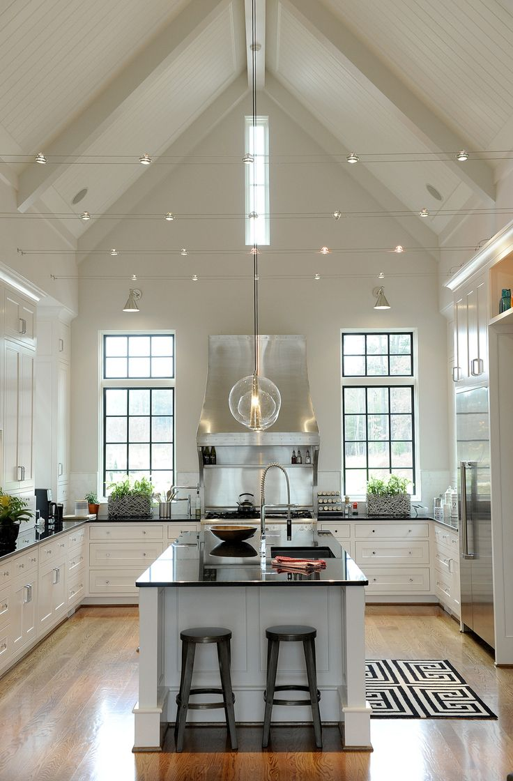 Pendant Light Sloped Ceiling