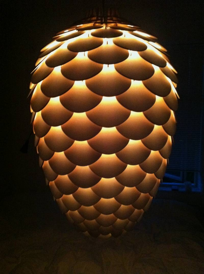 10 Facts About Pine Cone Lamps Warisan Lighting