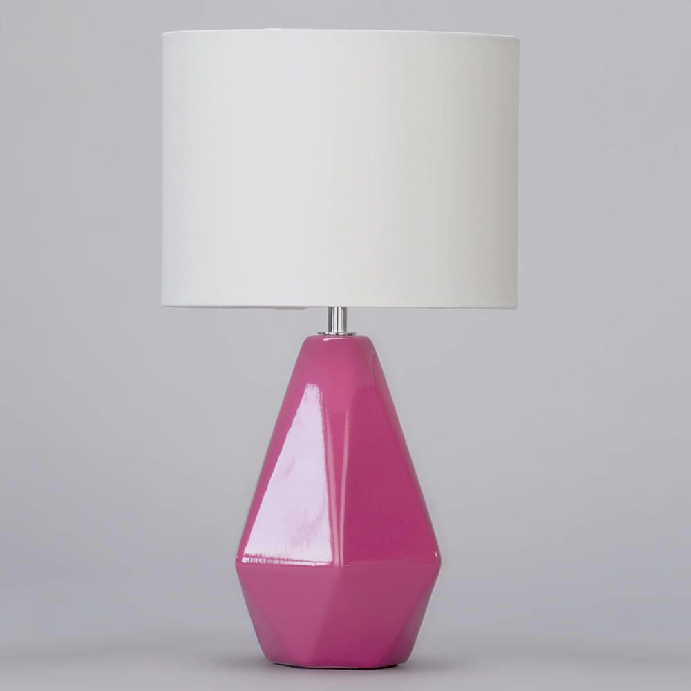 10 Facts About Pink Table Lamp