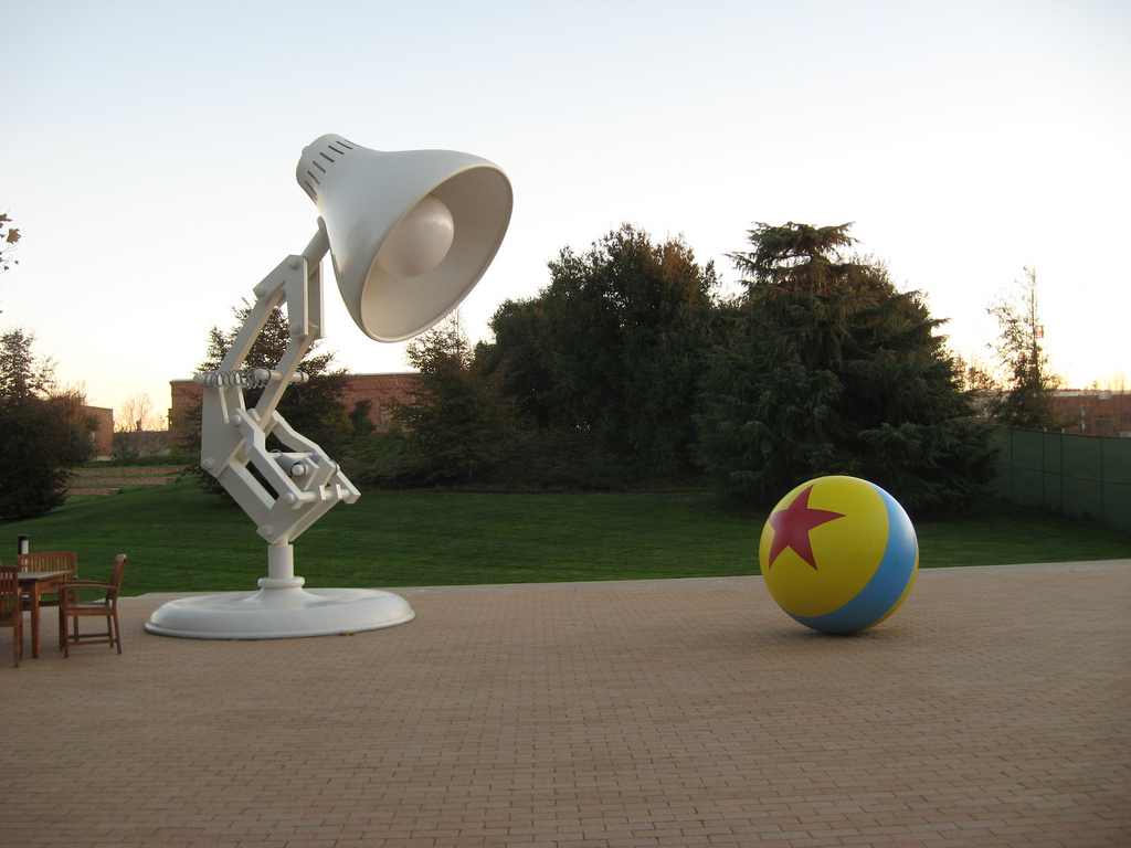 The AliMed Pixar Lamp Is Mostly Designed For Architectural Purposes,  However Like Any Other Lamps Its Primarily Used To Provide Concentrated  Light.